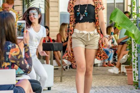 <b> «Go Wild for Fashion» recauda más de 1.600 libras </b><br> para el Alameda Wildlife Park