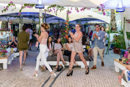 <b>Go wild for fashion raises over £1,600</b><br> for Alameda Wildlife Park