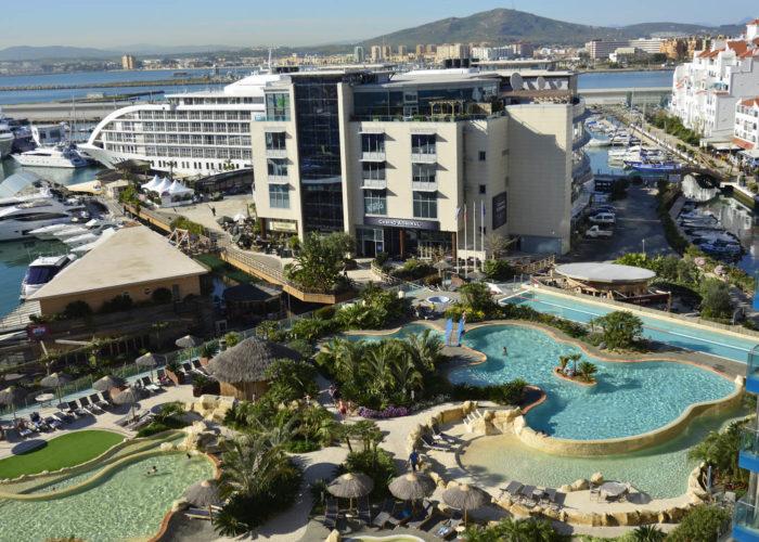 Leisure<b> Island</b> Gibraltar