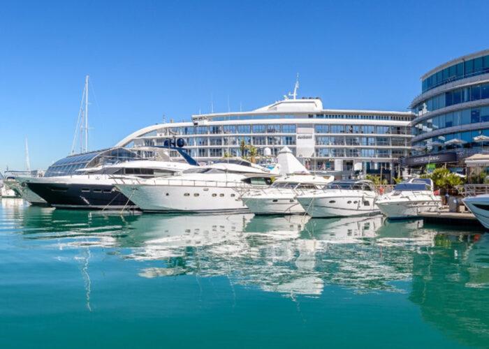 <b>Ocean</b> Village <b>Marina</b> Gibraltar