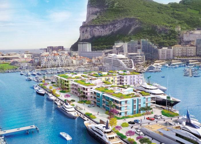 <b>Marina Club</b> Gibraltar